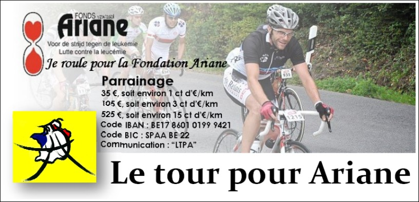 Le tour pour Ariane