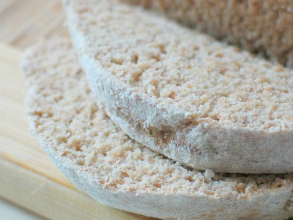Pan de centeno casero