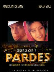 Download Pardes Movie For free
