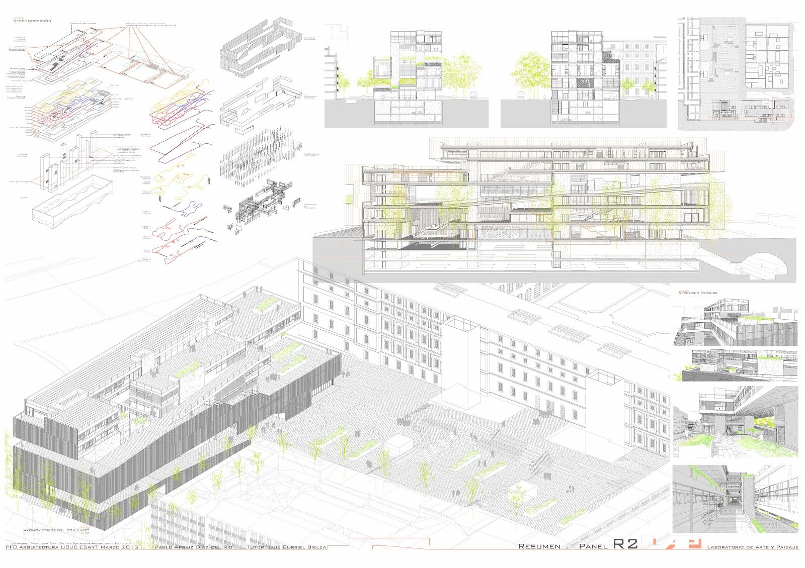 Apraiz arquitecto aparejador for Carreras de arquitectura