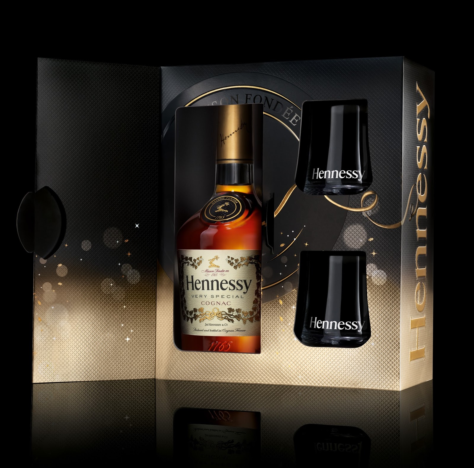 Hennessy Very Special Gift Packs on Packaging of the World ...