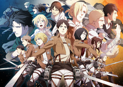 "5 Reasons Why You Should Be Watch ""Attack on Titan"" and so Popular"