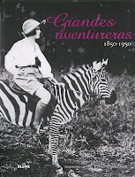 cuberta do libro grandes aventureras
