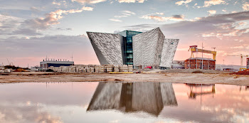 TITANIC BELFAST, now open
