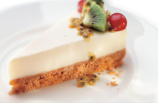 Cheesecake al Limone con Frutta