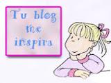 Premio Tu Blog me inspira