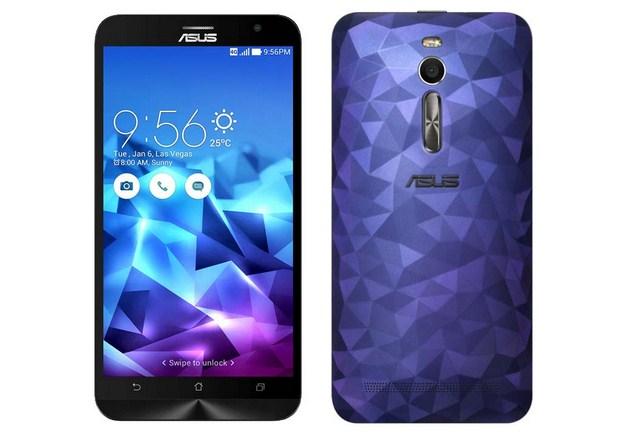Harga HP Asus Zenfone 2 Deluxe ZE551ML