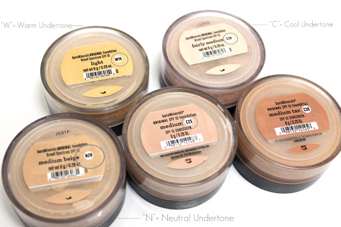 Love Shelbey How To Choose Your Bare Minerals Foundation