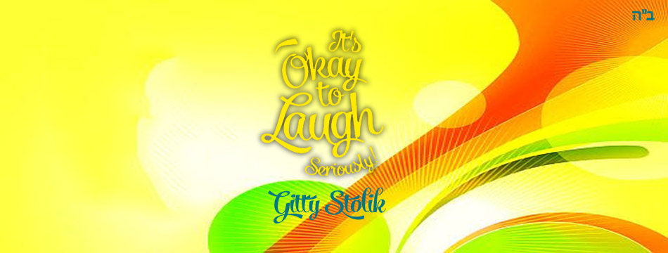Its Okay to laugh