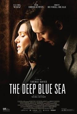 Dục Vọng Đàn Bà - The Deep Blue Sea (2011) Poster