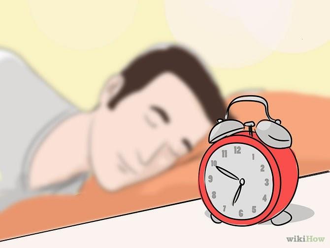lagi tidur