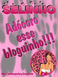 3° Selo do Blog!