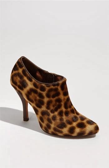 Leopard Boot