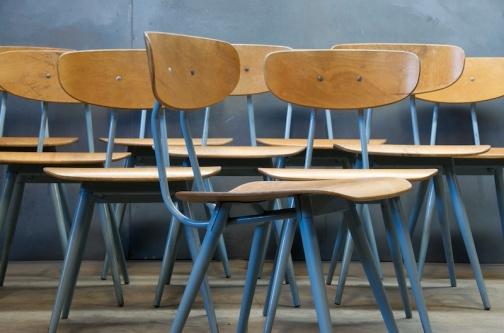 Gus Modern Schoolhouse Chairgirl   boy   a house  School Chairs as Dining Chairs. Schoolhouse Dining Chairs. Home Design Ideas