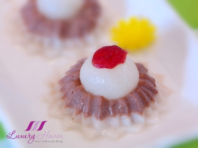 delicious nustevia hollyfarm hosen longan almond jelly recipe