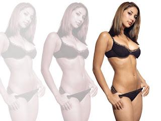 bikini model - 12