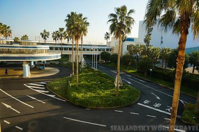 tokyo Disney Ambassador Hotel, 東京迪士尼大使大酒店, transport, 巴士, 專車