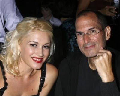 10 fotos célebres de Steve Jobs