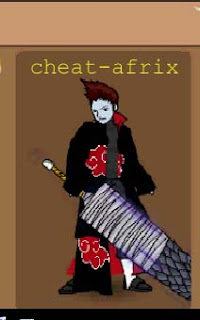 The Promotion ( cheat-afrix )