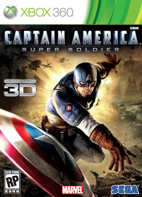 Captain America Super Soldat Xbox 360