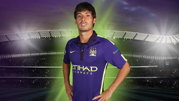 Nueva camiseta alternativa Nike del Manchester City para la próxima temporada