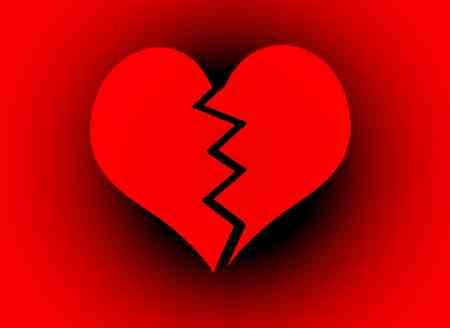 Fotos de corazones rotos para dibujar - Imagui