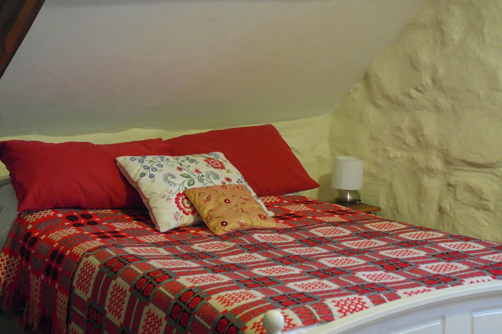 Tyn Y Simmde photo of bedroom