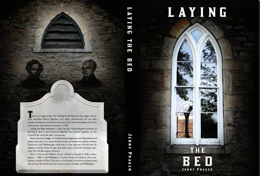 cover for Laying the Bed