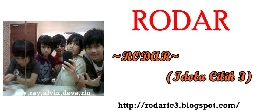 ~RODAR~ (Idola Cilik 3)