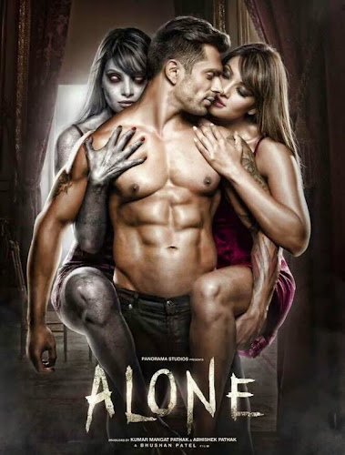 Alone (2015) Movie Poster No. 3