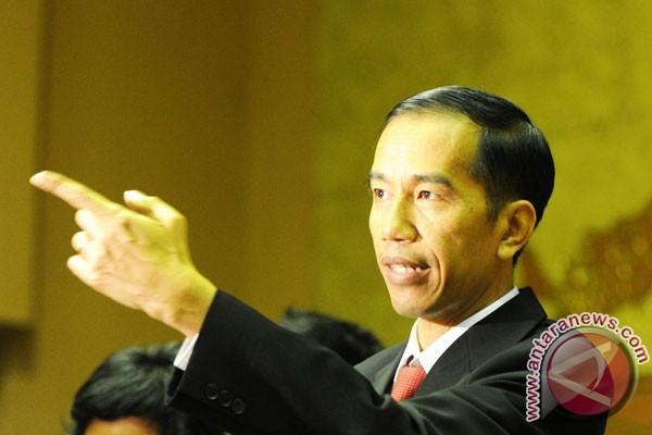 Skor Jokowi Dalam Polling Capres 2014
