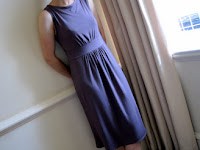 Bamboo jersey dress