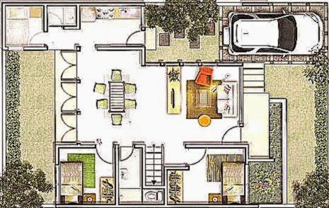 Desain Rumah Minimalis Terbaru 2014