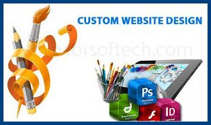 Custom Website Designing Company in India