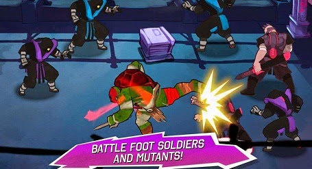 Download Teenage Mutant Ninja