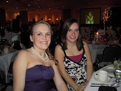 My sister, Rachel