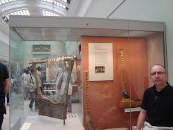 En el Museo Británico de Londres (06/08/11)