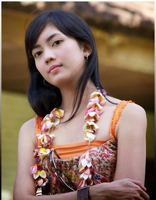 Foto Ririn Dwi Ariyanti Cantik