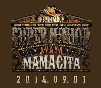 Super Junior Mamacita Cover
