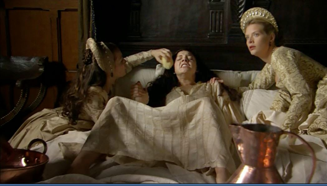 Anne Boleyn gives birth to Elizabeth