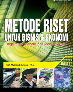 METODE RISET untuk Bisnis & Ekonomi, Edisi 4