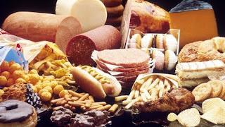 Makanan Pemicu Komplikasi Serangan Jantung