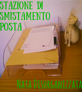 porta documenti posta