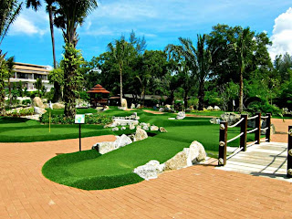 Phuket Adventure Mini Golf Kurs