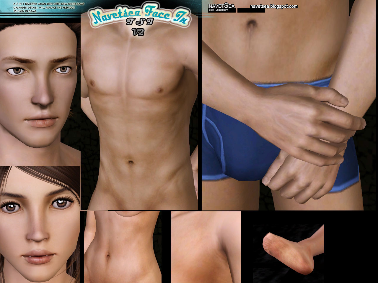 Sims 3 skin with penis hentai tube