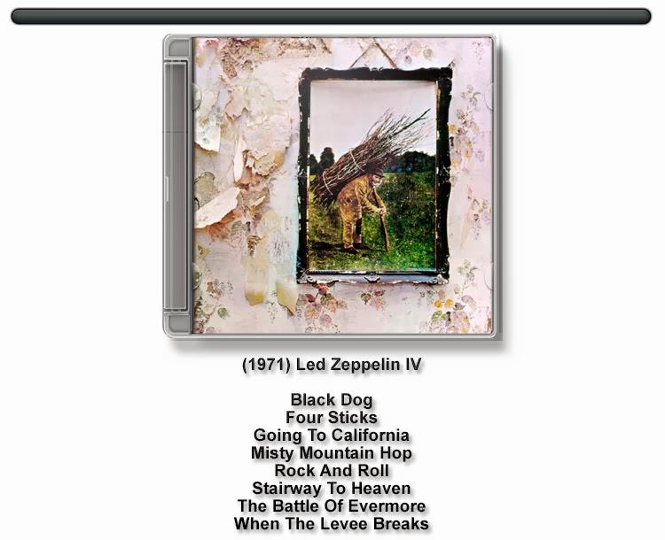 Led Zeppelin - Discografia de Estudio - 320 Kbps - Mega