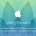 Apple's Spring Forward Highlights: Apple Watch, new Mac Book, Research Kit.