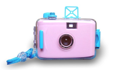 LOMO pilihan.. light PINK