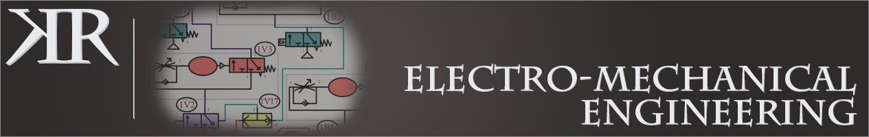 Kyle Rassweiler Electro-Mechanical Engineering