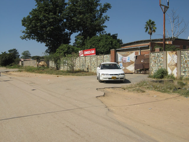 Chitungwiza An Infrastructure Development.